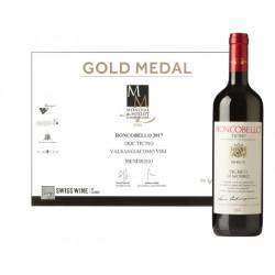 Roncobello 2017 Gold Medal